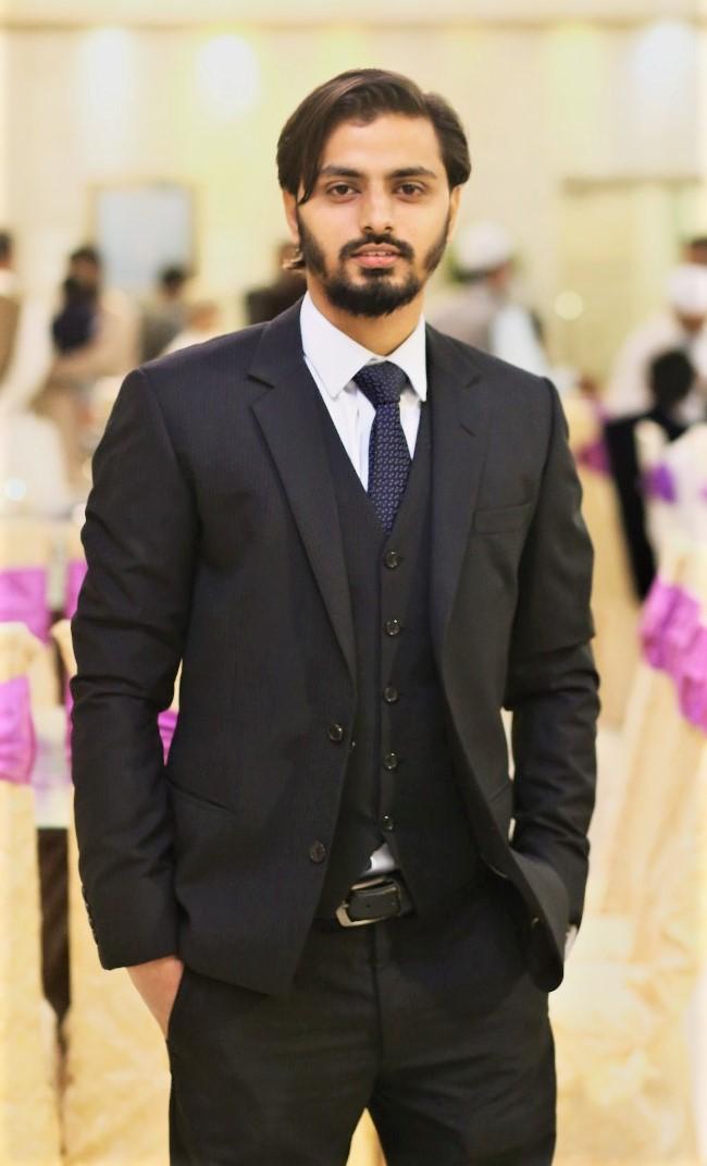 Abdullah Ahmed Khan Team Member