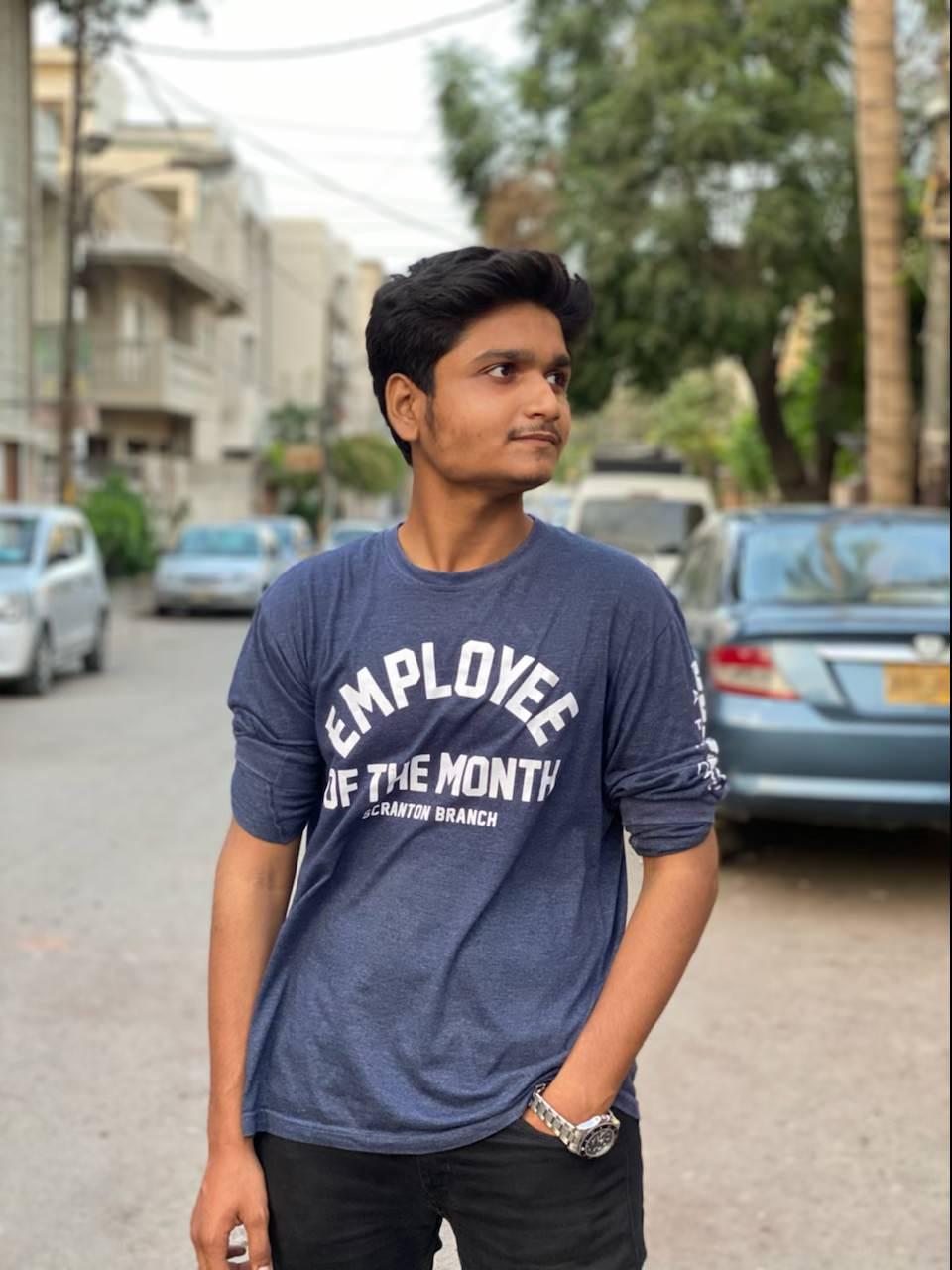 Aliyan Aamir Team Member