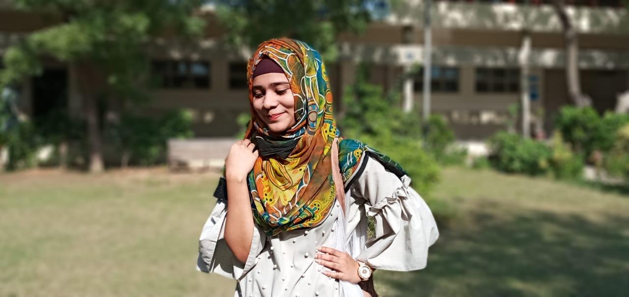 Aliza Ikram Team Member