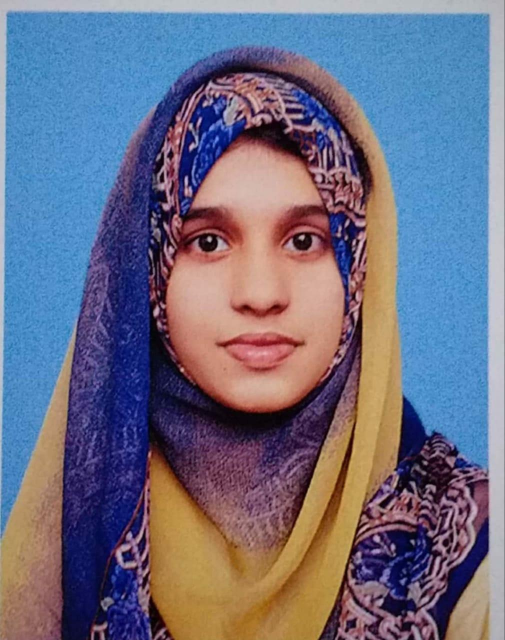 Anusha Safdar Team Member