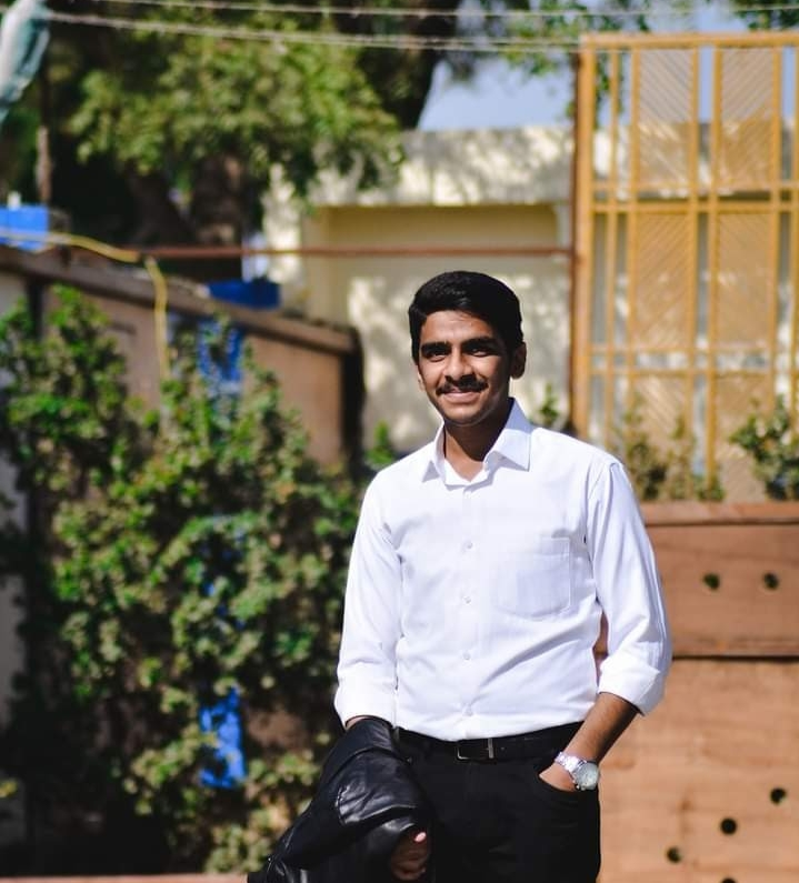Daniyal Waseem Team Member