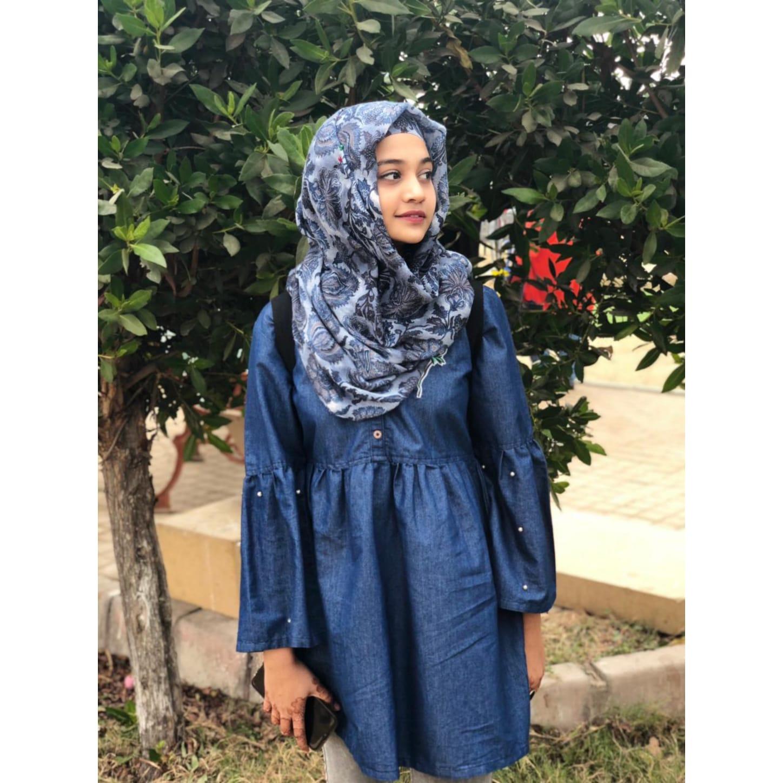 Hafsa Azhar Team Member