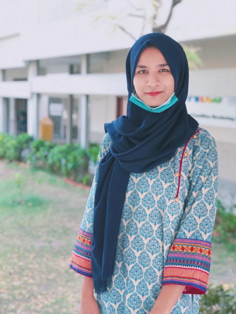 Iqra Imran Team Member