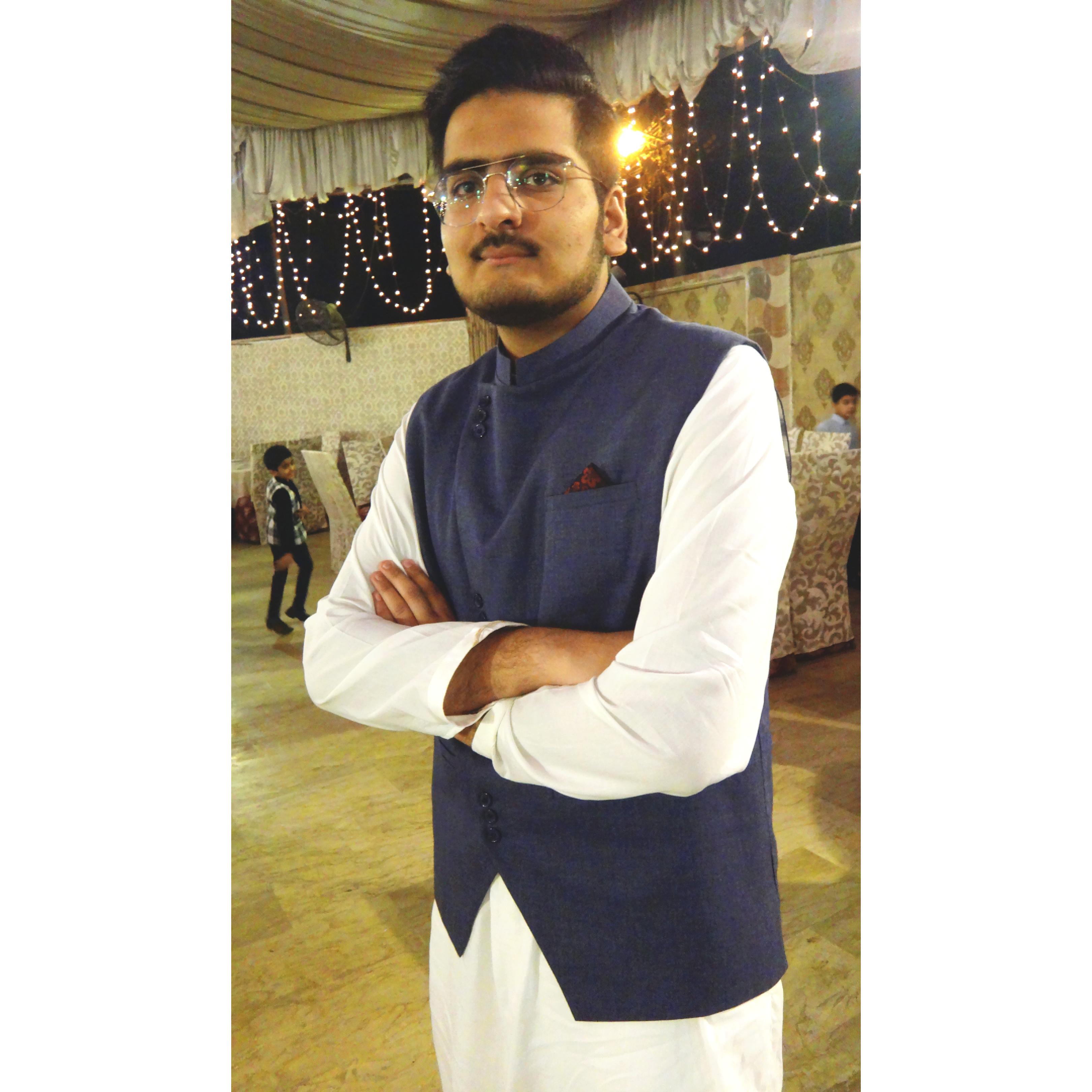Jamal Khan Team Member