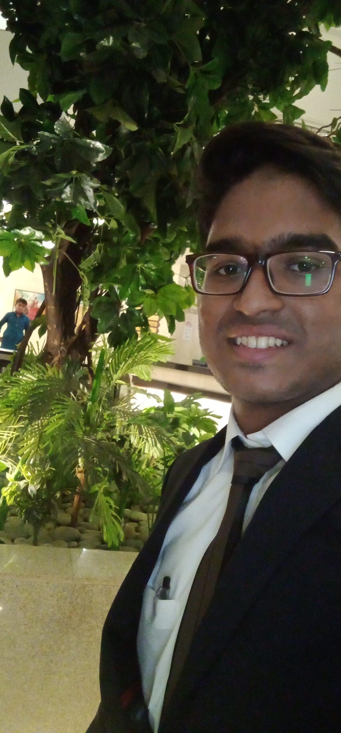 MUHAMMAD Haashir Absar Team Member