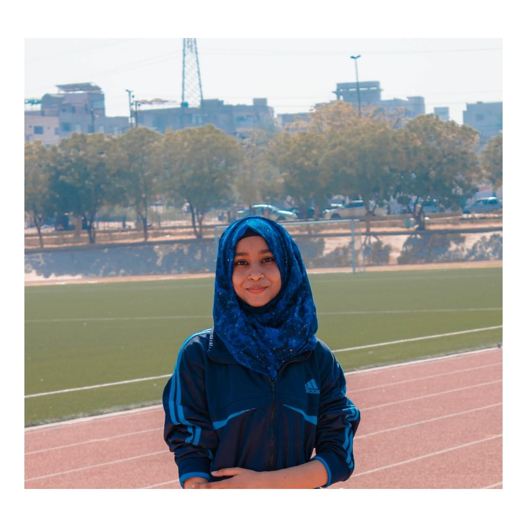 Samrah Mariam Team Member