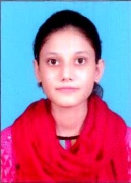 Syeda Kashaf Kulsoom Team Member
